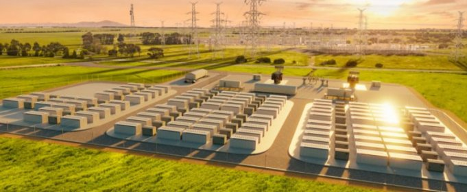 Tesla построит в Австралии батарею на 300 мегаватт