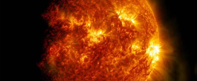 Такой мощной активности Солнца не было три года