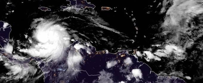 Центральная Америка в ожидании очередного урагана