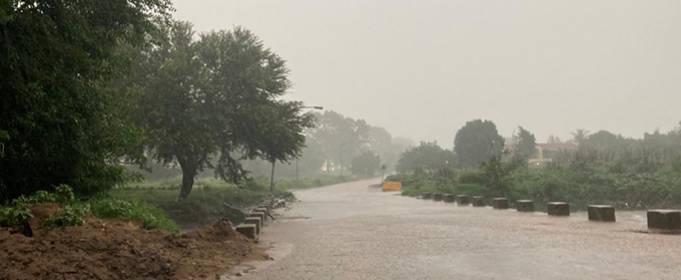 В ЮАР 4 человека погибли в результате наводнений и дождей