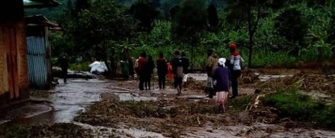 Наводнение в Уганде забрало жизни 3 человек