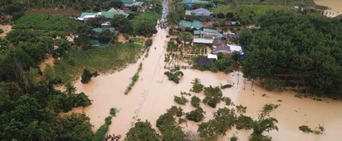 Во Вьетнаме в результате наводнения погибли 5 человек