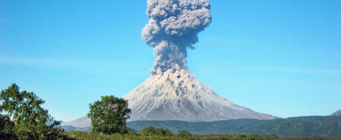 В Никарагуа активизировался вулкан Телика