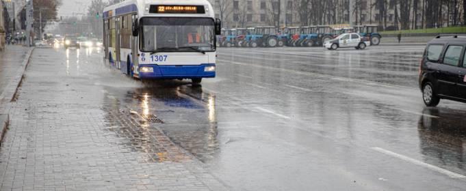 В Молдове обновился рекорд осадков