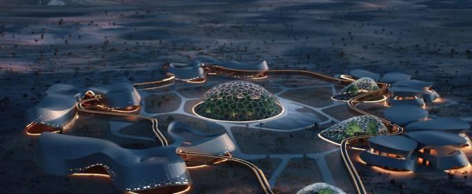 В американской пустыне создадут «марсианскую деревню»