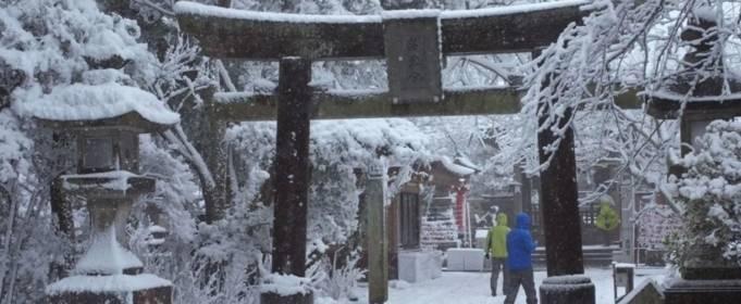 Сніговий шторм у Японії: тисячі будинків знеструмлено
