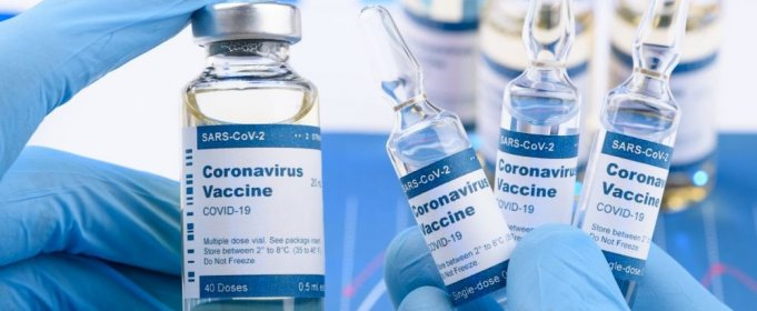 В Украину будет доставлено 8 млн доз вакцины от коронавируса