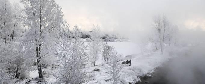 В Томской области зафиксирована рекордно низкая температура
