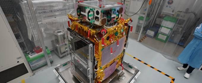 Японский стартап запустит устройство для очистки космического мусора