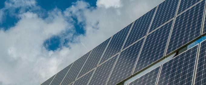Ученые предложили использовать солнечные панели для сбора воды