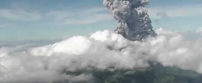 500 человек эвакуированы из района вокруг вулкана Мерапи в Индонезии