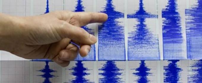 В столице Турции произошло землетрясение силой 4,5