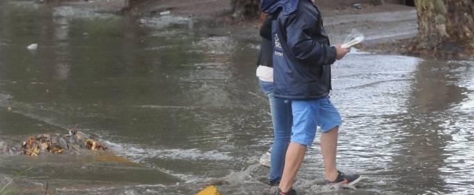 Сильний шторм обрушився на Аргентину