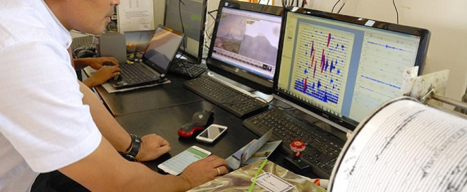 В Индонезии произошло землетрясение магнитудой 5,9 балла