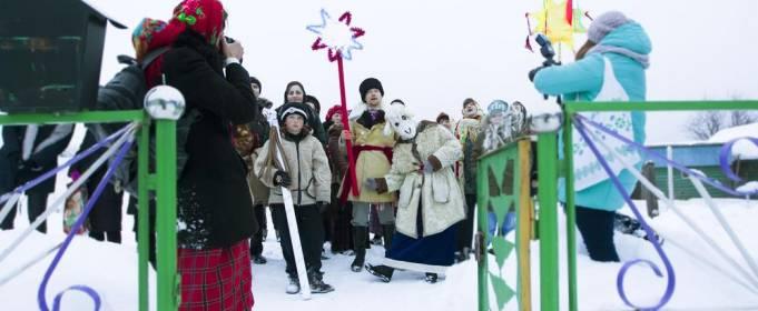 Старый Новый год 2021: самые красивые украинские щедривки