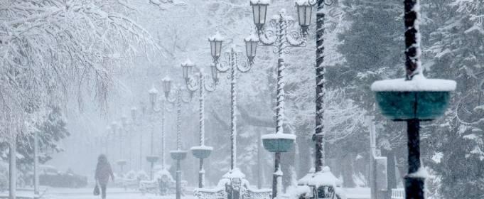 Погода в Украине на пятницу, 15 января