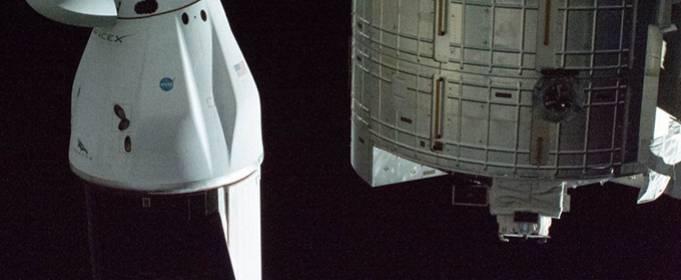Грузовой космический корабль Dragon 2 впервые успешно вернулся на Землю