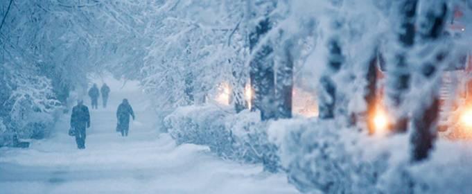 Мороз в Украине усилится