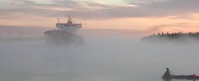 Одесу огорнув незвичайний туман