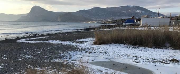 У Криму пересихає найдовша річка ПБК