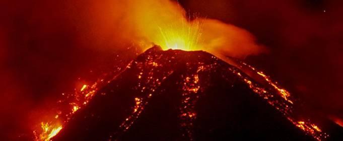 В Італії відбулося виверження вулкана Етна