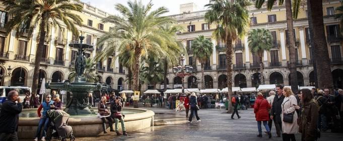 Азорский антициклон обеспечил Испанию аномальным теплом