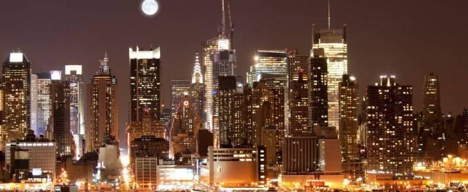 Яркий ночной свет в городах вредит здоровью