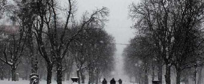 Предупреждение об ухудшении погодных условий в Украине на 13 февраля