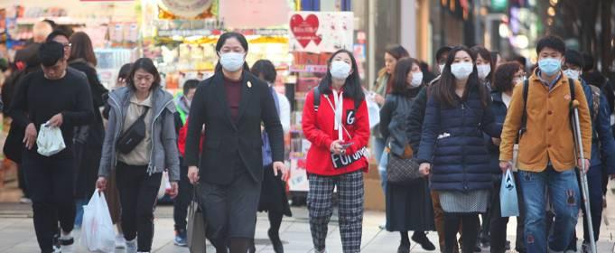 В Японії виявили новий варіант коронавіруса