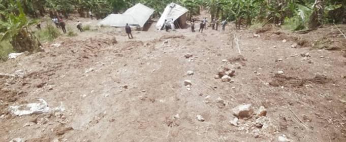 В Уганде в результате оползня погибло 8 человек