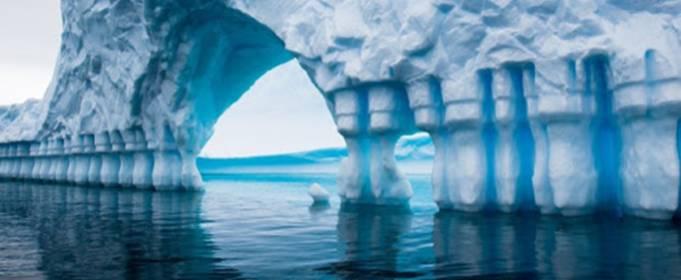Движение айсбергов из Антарктики сигнализирует о начале нового ледникового периода