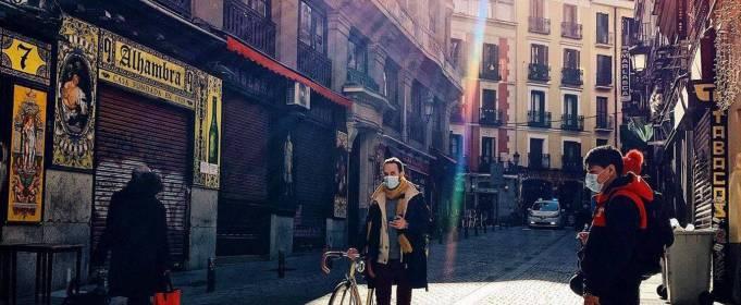 Мадрид объявил войну парниковым выбросам