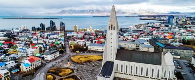 На юго-восточном побережье Исландии произошло землетрясение магнитудой 5,6