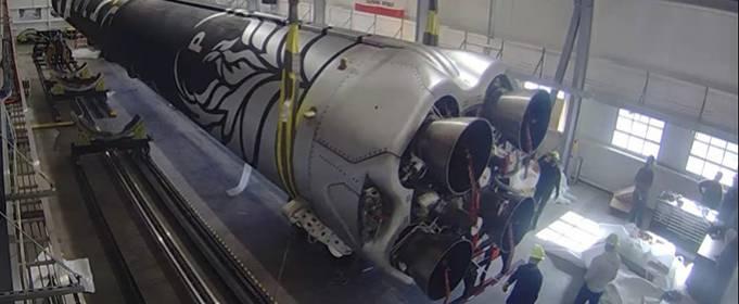 Для запуску дослідного апарату вибрали перспективну американо-українську ракету