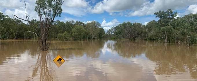 250 людей евакуйовано після повені в Австралії