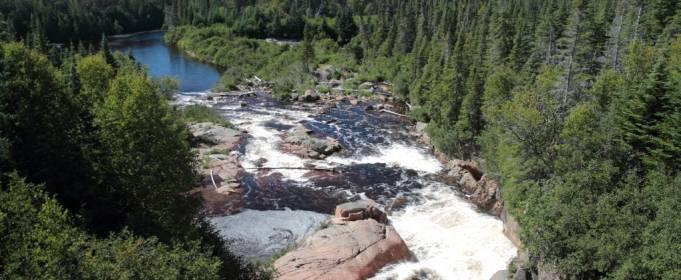 Реку Мэгпай в провинции Квебек признали личностью