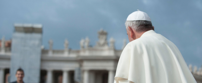 Папа римський Франциск передрік новий всесвітній потоп