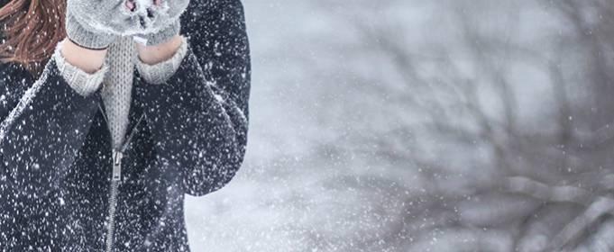В Україну йде різке похолодання