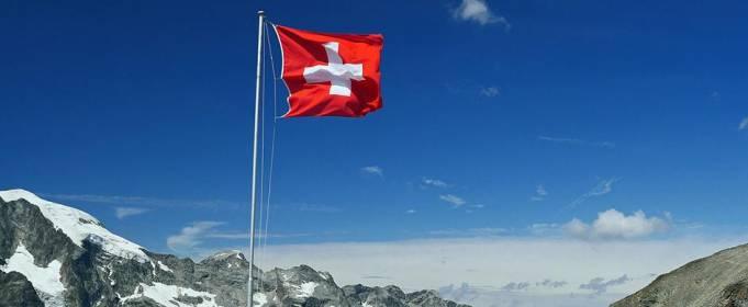 Сильні вітри в Швейцарії