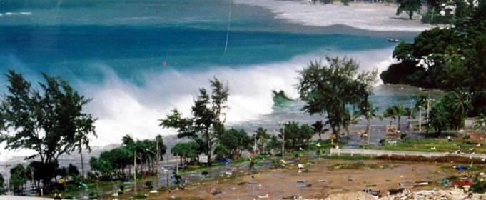 На Таиланд надвигается летний шторм