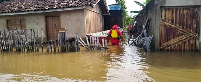 В Бразилии объявлено чрезвычайное положение из-за наводнений