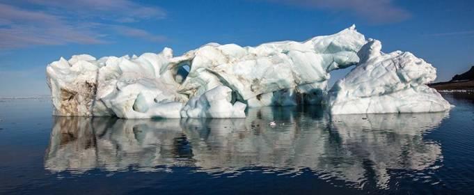 Перегрів північних морів загрожує вибухами метану