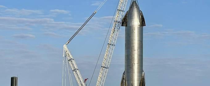 Испытания прототипа SpaceX окончились взрывом в воздухе