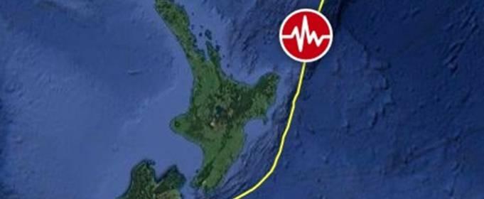 Землетрус магнітудою 6,2 обрушився на місто Гісборн у Новій Зеландії