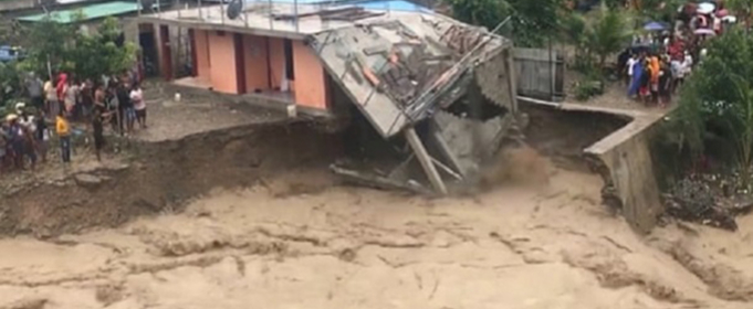 ВІДЕО. Індонезія сильно постраждала від потужної повені