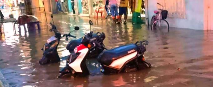 У Колумбії сотні людей по всій країні постраждали від повеней