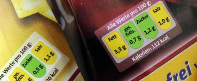 Евросоюз внедряет «светофор» для пищевых продуктов