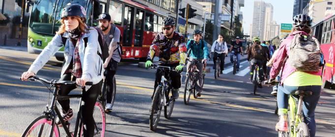 В ООН закликають городян пересідати на велосипеди