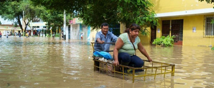 Центральні райони Перу накрили повені