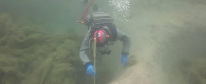 На дне озера в Швейцарии обнаружили поселение бронзового века